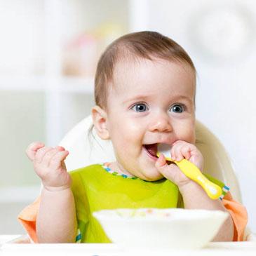 Διατροφή για Βρέφη & Παιδιά