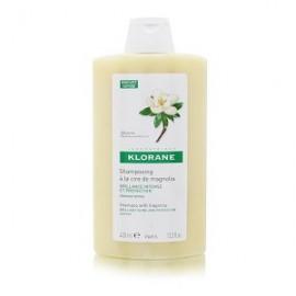 Klorane Magnolia Shine Shampoo Σαμπουάν με κερί Μανόλιας για εκτυφλωτική λάμψη, 400ml