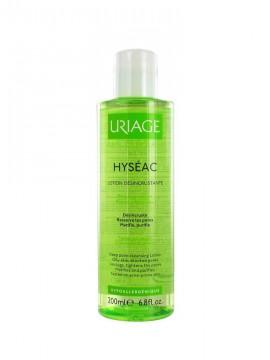 Uriage Hyseac Lotion Desincrustante Λοσιόν Προσώπου για Βαθύ Καθαρισμό Των Πόρων 200ml