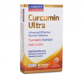 Lamberts Curcumin Ultra Κουρκουμίνη με Αντιφλεφμονώδη Δράση για τις Αρθρώσεις, 30tabs