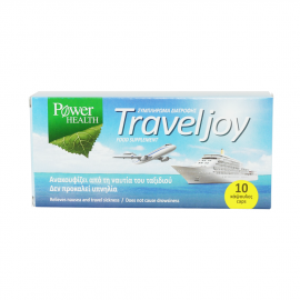Power Health Traveljoy 10caps