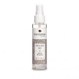 Messinian Spa Hair & Body Μist Walnut-Vanilla με Καρύδι & Βανίλια 100ml