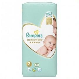 Pampers Premium Care Jumbo Pack Πάνες No2 (4-8kg), 46 τεμάχια