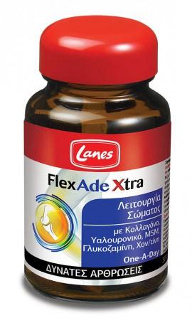 Lanes FlexAde Xtra, 30 ταμπλέτες