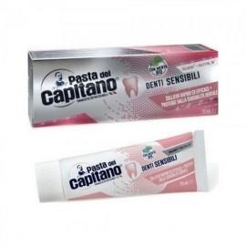 Pasta Del Capitano Sensitive Teeth Οδοντόκρεμα για Ευαίσθητα Δόντια, 75ml