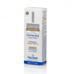 Frezyderm Spot-End Corrective Κρέμα για Πανάδες, 30ml