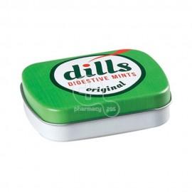 MEDISEI - DILLS Digestive Mints Original - 15gr