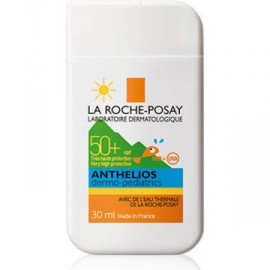 La Roche Posay Anthelios Dermo-Pediatrics Lait SPF50+ Pocket Γαλάκτωμα πολύ υψηλής αντηλιακής προστασίας για Παιδιά, 30ml