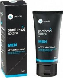 Panthenol Extra Men After Shave Balm Ανδρικό Ενυδατικό Balm για μετά το Ξύρισμα, 75ml