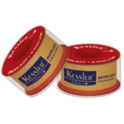 Kessler Enoplast 2.5cmx5m Ταινία Επιθεμάτων Αυτοκόλλητη 1τμχ