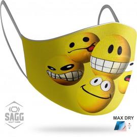 Παιδική Μάσκα Προστασίας Imoji 2, SAGG