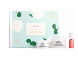 Darphin Promo Ideal Resource Retexturizing Radiance Cream 50ml & Ideal Restorative Bright Eye Cream 15ml & Ideal Smoothing Serum 5ml