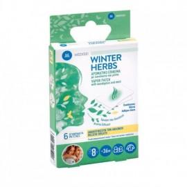 Medisei Winter Herbs Επίθεμα με Ευκάλυπτο, 6 τεμάχια