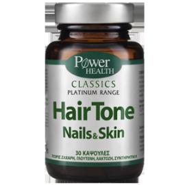 POWER HEALTH Hair Tone Nails & Skin 30CAPS
