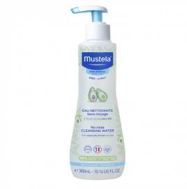 MUSTELA No-Rinse Cleansing Water, Νερό Καθαρισμού χωρίς Ξέβγαλμα - 300ml