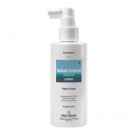 Frezyderm Sebum Control Lotion Λοσιόν Μαλλιών για την Σμηγματορροϊκή Δερματίτιδα, Κνησμό & Ψωρίαση Τριχωτού, 100ml