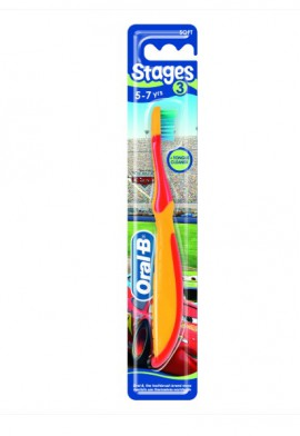 Oral-B Παιδική Οδοντόβουρτσα 3-5 Ετών Soft 1τμχ