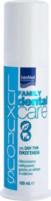Intermed Luxurious Family Dental Care Οδοντόκρεμα Καθημερινής Χρήσης για όλη την Οικογένεια, 100ml