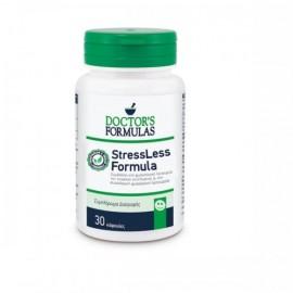 Doctors Formulas Stress Less Formula, Συμπλήρωμα Διατροφής για τη Φυσιολογική Ψυχολογική Λειτουργία, 30caps