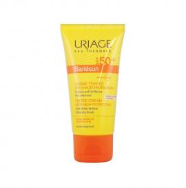 Uriage Bariesun Fair Tinted Creme SPF50+ Αντιηλιακή Κρέμα με Χρώμα Ανοιχτής Απόχρωσης Ελαφριάς Υφής, 50ml
