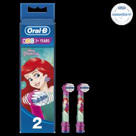Oral-B Kids Κεφαλές Οδοντόβουρτσας Disney Princess, 2pcs