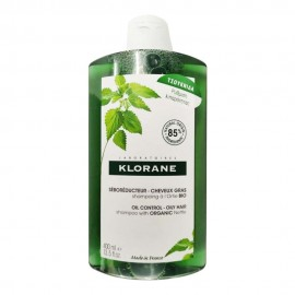 Klorane Ortie Shampoo Σαμπουάν για Λιπαρά Μαλλιά Με Τσουκνίδα 400 ml