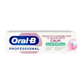 Oral-B Οδοντόκρεμα Professiona Calm Extra Fresh, 75ml