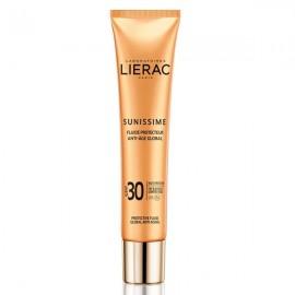 Lierac Sunissime Fluide Protecteur Energisant Anti-Age Global SPF30 Αντηλιακή/Αντιγηραντική Προσώπου, 40ml