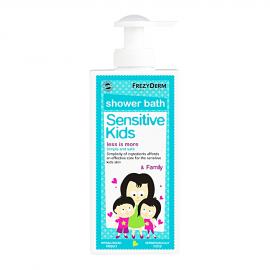 Frezyderm Sensitive Kids Shower Bath & Family Παιδικό Αφρόλουτρο για όλη την Οικογένεια, 200ml