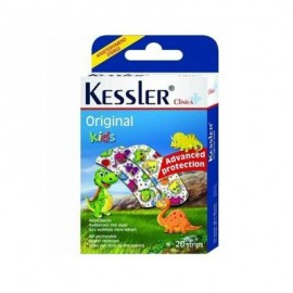 Kessler Original Clinica Kids Δεινόσαυροι 20τμχ