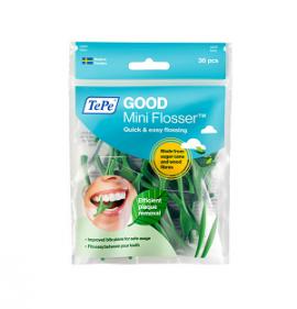 TePe Good Mini Flosser Μεσοδόντια Βουρτσάκια 36 Τεμάχια