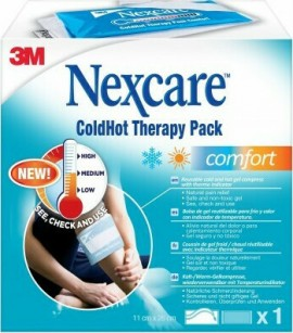 NEXCARE Coldhot Comfort Παγοκύστη & Θερμοφόρα Πολλαπλών Χρήσεων για Φυσική Ανακούφιση από τον Πόνο 11x26cm
