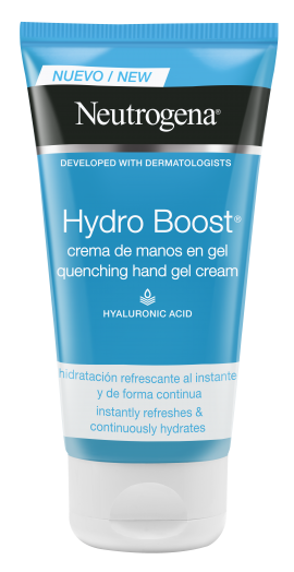 Neutrogena Hydro Boost Κρέμα χεριών σε μορφή gel 75ml