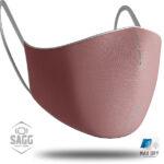 Γυναικεία Μάσκα Προστασίας Pink, SAGG