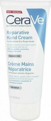 Cerave Reparative Hand Cream Επανορθωτική Κρέμα Χεριών (25% Δωρεάν Προϊον), 100ml