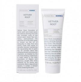 Korres Vetiver Root Aftershave Γαλάκτωμα για μετά το ξύρισμα, 125ml