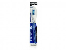 Elgydium Inspiration Super Soft, Οδοντόβουρτσα Πολύ Μαλακή 1/12 Μπλε 1τμχ