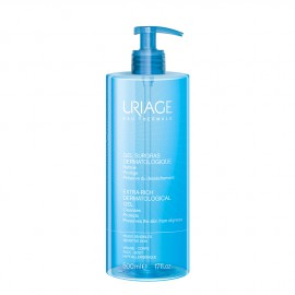 Uriage Gel Surgras Sensitive Skin Gel Καθαρισμού για ευαίσθητο δέρμα, 500ml