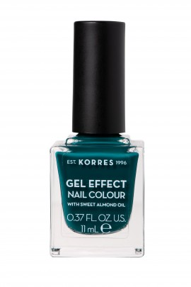 Korres Βερνίκι Νυχιών Gel Effect Nail Colour No88 Cypress 11ml