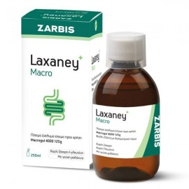 Laxaney Macro, Πόσιμο Διάλυμα Έτοιμο προς Χρήση, Macrogol 4000 125g, 250ml