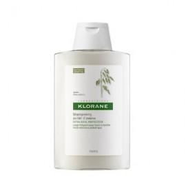 Klorane Oat Milk Gentle Shampoo Σαμπουάν με γαλάκτωμα Βρώμης για τα ευαίσθητα μαλλιά, 200ml