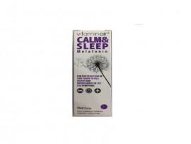 Medicair Vitaminair Calm & Sleep Melatonin Κατάλληλο για την Μείωση του Χρόνου της Έλευσης του Ύπνου και την Βελτίωση του Βιολογικού Αποσυγχρονισμού, 10ml