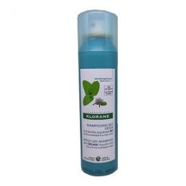 Klorane Dry Shampoo Ξηρό Σαμπουάν από εκχύλισμα Μέντας για τα λιπαρά μαλλιά, 150ml
