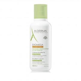 A-Derma Exomega Control Creme Μαλακτική Φροντίδα για το ατοπικό & πολύ ξηρό δέρμα, 400ml