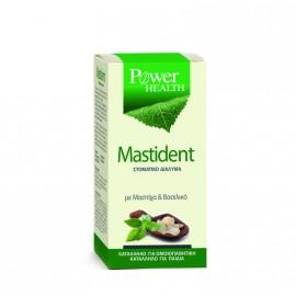 POWER HEALTH Mastident Στοματικό Διάλυμα με Μαστίχα & Βασιλικό 250ml
