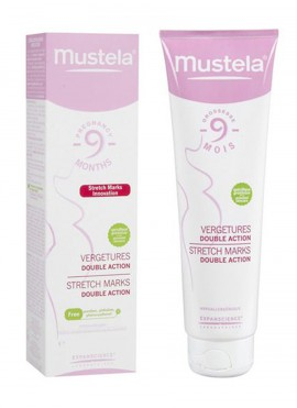 MUSTELA Vergetures Double Action 150ml