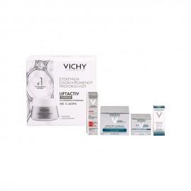 Vichy Promo Liftactiv Supreme 50ml Για Kανονική Επιδερμίδα & Mineral 89 4 ml & Liftactiv Epidermic Filler 10ml & Night Cream 15 ml
