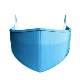 Power Health Παιδική Υφασμάτινη Μάσκα Πολλαπλών Χρήσεων Μπλε, 1 τεμάχιο