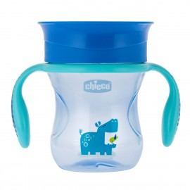 Chicco Perfect Cup Μπλε 12m+ 200ml