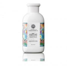 Garden of Panthenols Baby Shampoo & Bath Βρεφικό Αφρόλουτρο για Σώμα/Μαλλιά 250ml